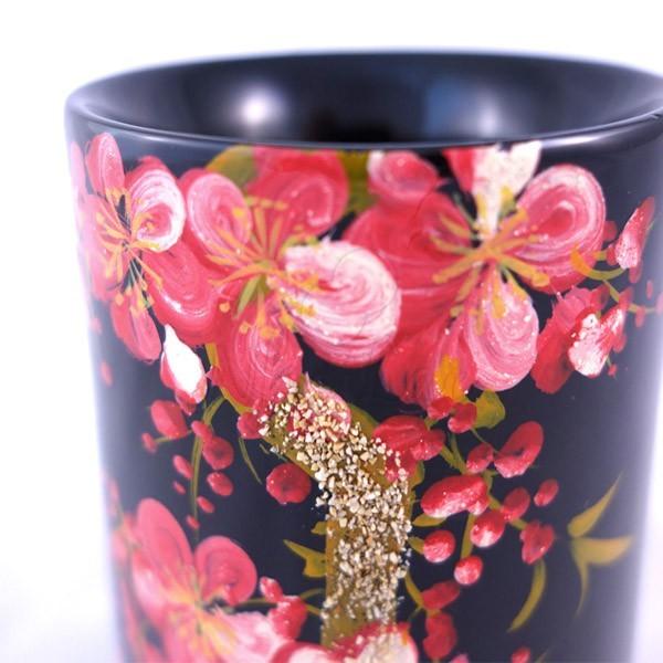 Pendentif nacre blanche collier rose