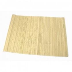 Set de table en fibre de bambou naturelle