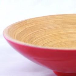 Coupelle en bambou laquée An Com