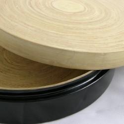 Boîte à Bijoux en bambou Hop Dia