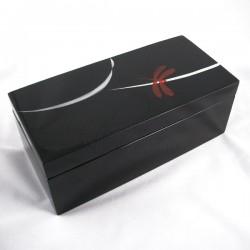 Boîte noire laquée Son Chuon - M