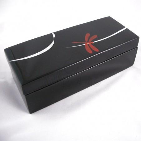 Boîte noire laquée Son Chuon - S
