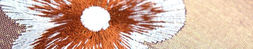 Chemins de table en soie naturelle - Déco Zen